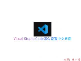 Visual Studio Code1.45.1安装教程及设置软件中文界面